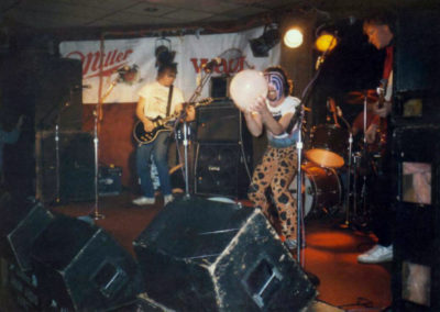 Moral Disgust live at the B&B Tap, Oshkosh, WI. 3-26-86.